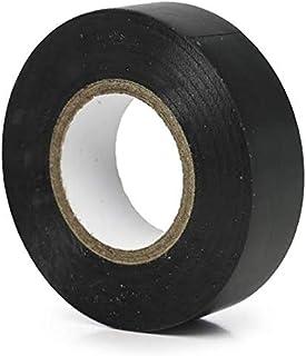 "ETIPL PVC Insulation Electrical Tape 3/4""X8YardsX0.125mm Set of 6 (Black)"