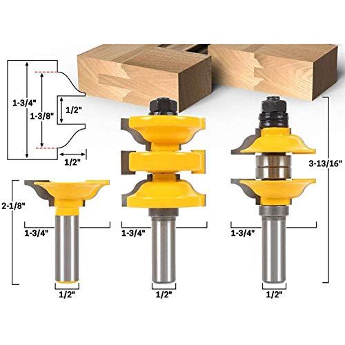 Cutter Voor Het Snijden Voor Deuren En Elektrisch Gereedschap, Zagen Voor Hout En Voor Houten Schrijnwerk Houthakker Bladen,Yellow