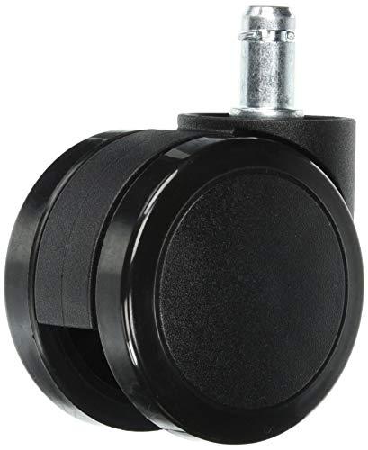 オカムラ オプションパーツ ウレタンキャスター (5個セット) G93381X-OG10 ブラック