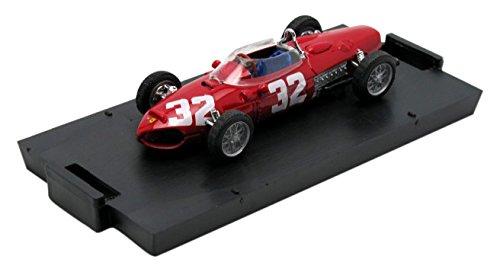 Brumm–r222b–Ferrari 156F1–GP Italia 1961–Escala 1/43–Rojo