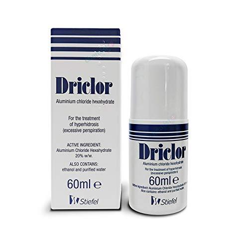 Driclor Under Arm Antiperspirant Roll On - 60ml