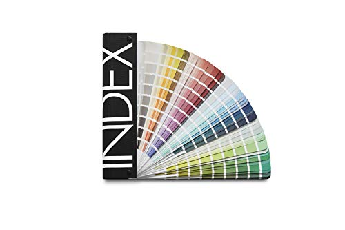 NCS 1950 Index | Farbmustersammling mit 1950 Farbreferenze, Eine Farbkarte zum Nachschlagen zur schnellen Identifikation von Farben