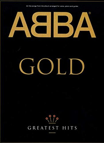ABBA: Gold Greatest Hits (PVG Album): Noten für Gesang, Klavier (Gitarre) (Music)