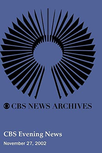 CBS Evening News November 27 2002 product image
