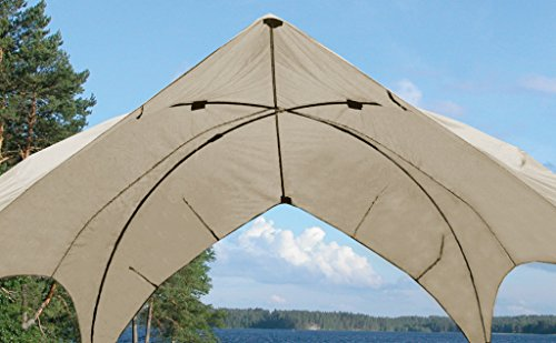 Taylor Made Products 12003OB Easy-Up Gazebo Shade Top (Pacific Blue)