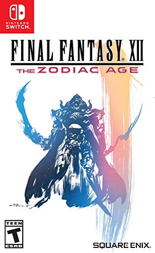 Final Fantasy XII: The Zodiac Age Video Game (Switch) $19.93