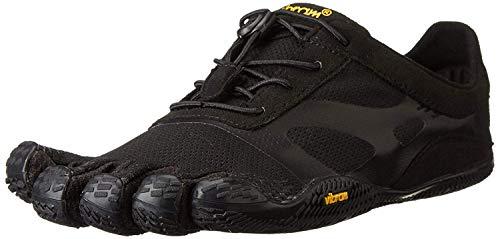 Vibram Men's KSO EVO Cross Training Shoe,Black,42 EU/9.0-9.5 M US