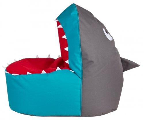 SITTING POINT only by MAGMA Kindersitzsack Brava Shark