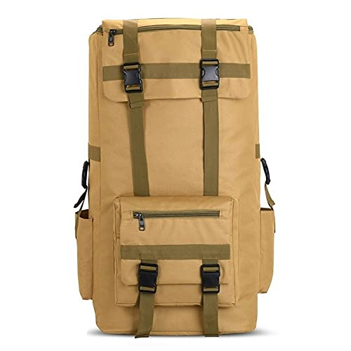 DALIANMAO Hombres Senderismo Bolso 110L 130L Mochila para Acampar Trekking Trekking Mochila □ Bolsa de Equipaje Unise (Color : 6 110L, Size : 27CM*47CM*89CM)