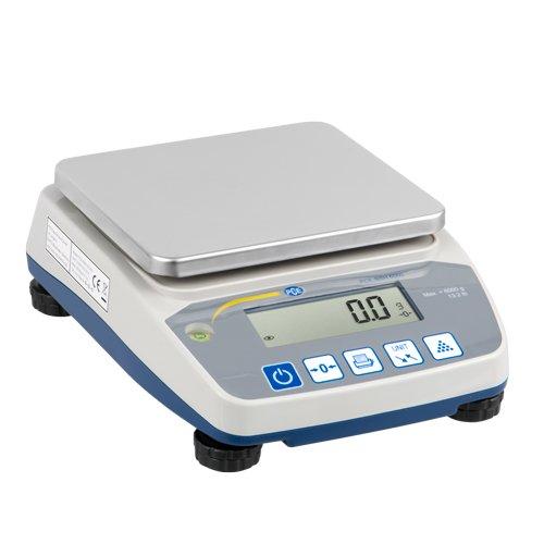 PCE Instruments Zählwaage PCE-BSH 6000, 6000 g / 0,1 g, Waage, Waagen, Zählfunktion, Batterie, Netz