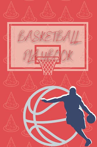 Basketball Playbook: Lined notebook gift for Washington Wizards fans, or people that love basketball.