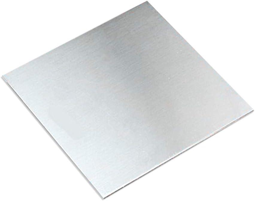JKGHK Chapa De Acero Inoxidable Fácil De Soldar (1 Piezas),200mm x 400mm x 2mm