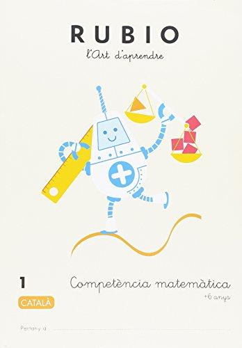 Competència matemàtica RUBIO 1 (català) (Competència Matemàtica RUBIO (català))