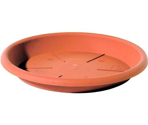Telecom Eole ISCI 42 T di plastica piattino per Il Fiore pentola di Terracotta Diametro Colore 42 cm