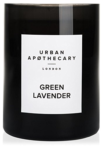 Urban Apothecary Green Lavender Luxury Scented Candle 300 g