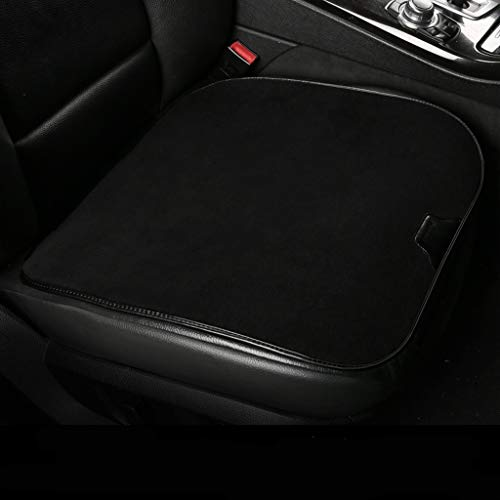 Fantastic Deal! GXDHOME 3Pcs Winter Plush Car Seat Cushion Wool Single Seat Cushion Warm Seat Pad Ca...