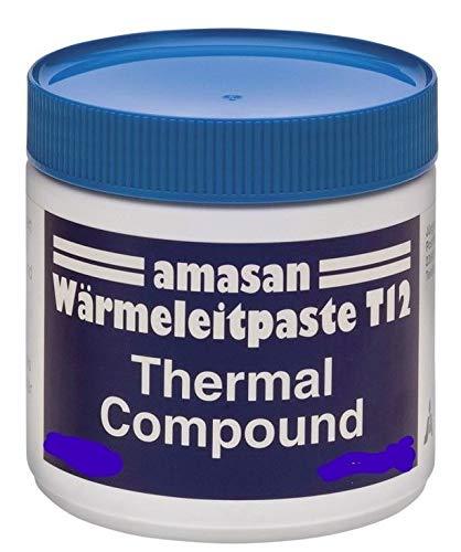 amasan Wärmeleitpaste T12, Dose 1000g