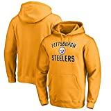 XYY NFL Pittsburgh Steelers Hoodie Rugby Hommes déliés Casual Knit à Capuche, Courir, Hoodie Fitness Training Hommes for Les Jeux de Rugby (Color : B7, Size : S)