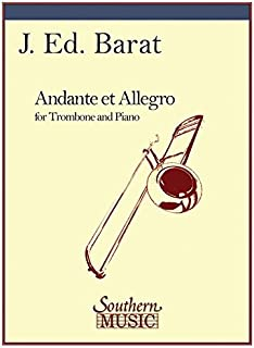 Andante and Allegro: Trombone