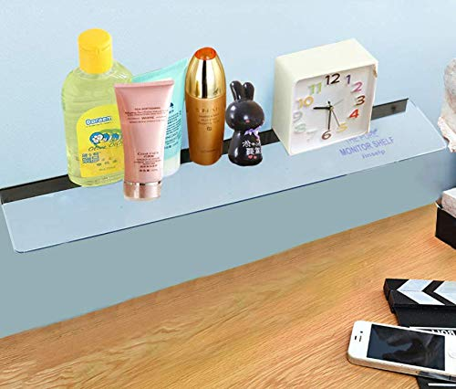 パソコンディスプレイ用 メッセージボード 透明ボード (2個セット)携帯立てスタンド ルーラー 貼り付けボード メモスタンド 伝言板パソコンディスプレイメッセージボード、便箋版、透明便箋
