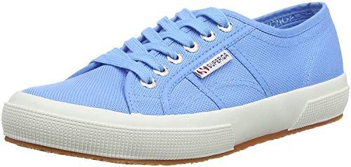 Superga 2750 COTU Classic, Zapatillas Unisex Adulto, Blue Blue 00T, 35 EU