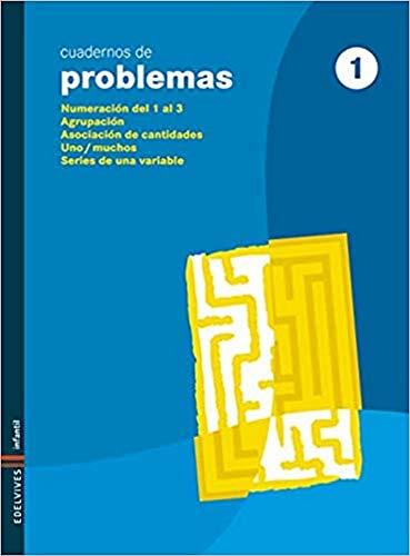Cuaderno 1 de Problemas (Infantil)