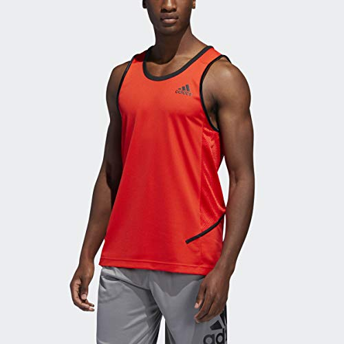 adidas Active Tank Active Red LG