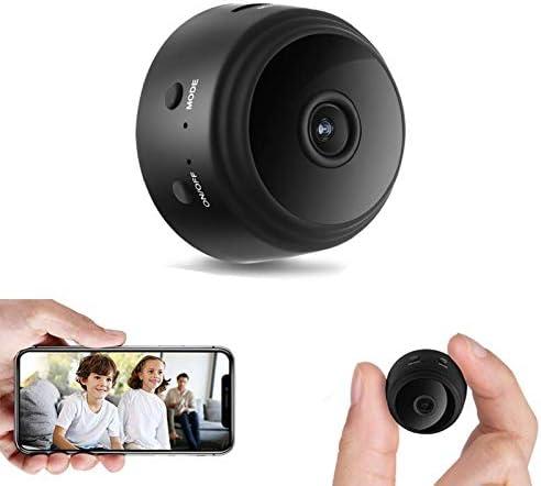 Mini Spy Camera Wireless Hidden Camera WiFi 1080P Night Vision Motion Detection Security Surveillance product image