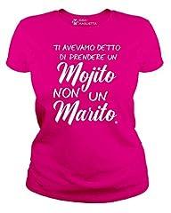 Idea Regalo - IDEAMAGLIETTA AN0002 Maglietta Addio al Nubilato (S, Fuxia)