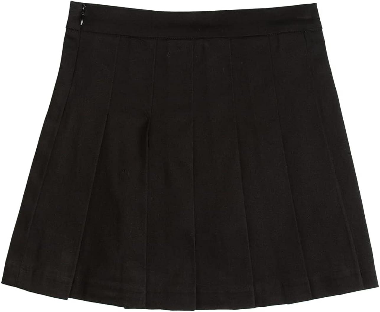 Full Tilt Girls Solid Tennis Skirt