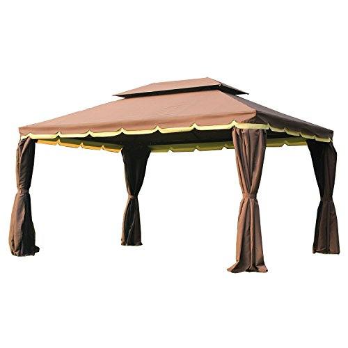 Aluminum Outdoor Garden Gazebo*