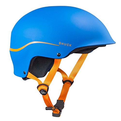 Palm Shuck Half-Cut Helmet Blue 12131 Size - M