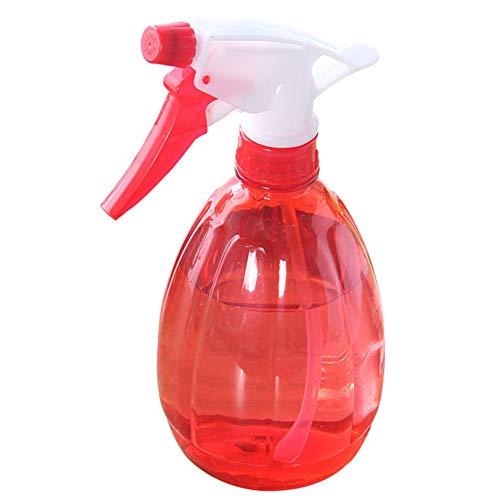 Danigrefinb Spray Fles, Huishoudelijke Kleine Hand Spray Fles Tuindruk Sprinkler Luchtreiniger, PP+PVC Eén maat Rood