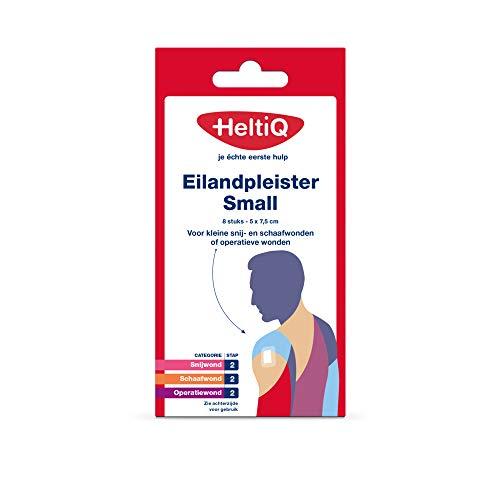 Heltiq Eilandpleisters Small, 8 Stuk