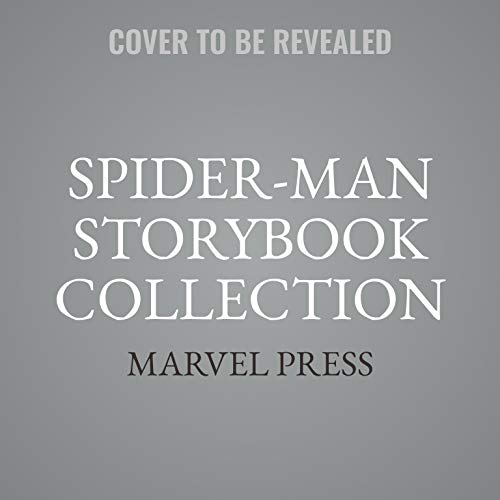 Page de couverture de Spider-Man Storybook Collection