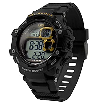 Uzi Shock Digital Watch