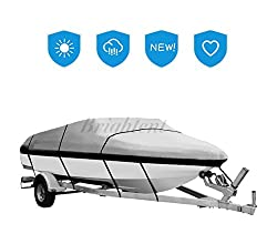 Brightent Heavy Duty Boat Cover