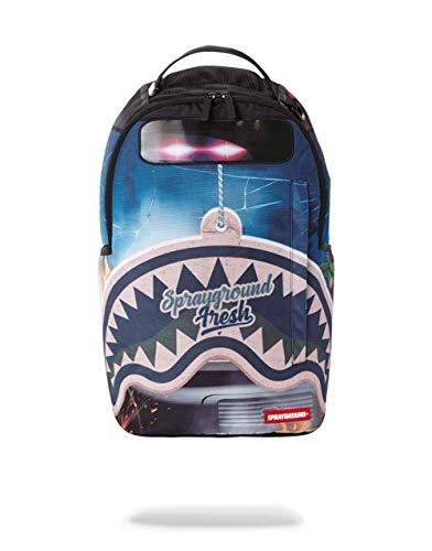 Zaino Uomo SPRAYGROUND grand theft shark 910b2770nsz unica blu