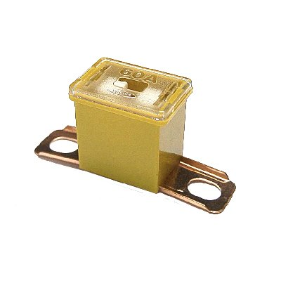 Japan PAL blokzekering - zekering type CS/CT 60A / 32V / geel
