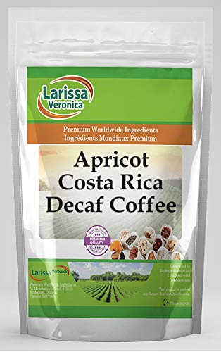 Apricot unisex Costa Rica Decaf Coffee Naturally Wh Gourmet Flavored Selling