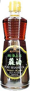Kadoya Sesame Oil, 22.10 Fluid Ounce (2 Pack)