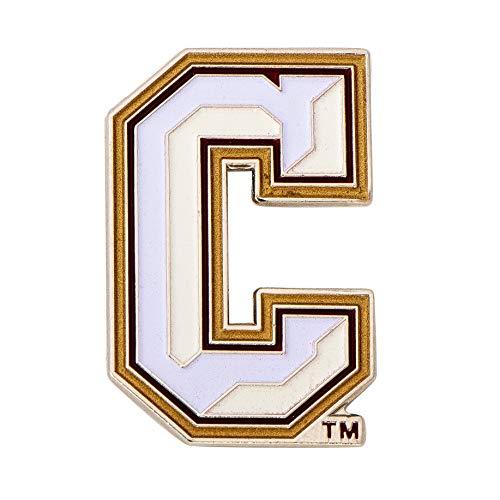 College of Charleston C of C Cougars Logo Enamel Made of Metal (Lapel Pin)