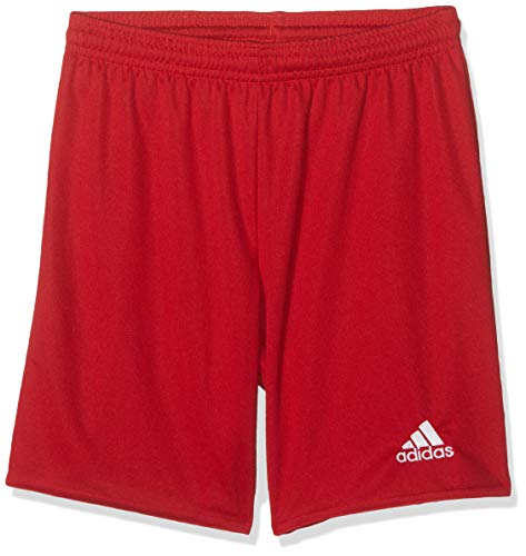 adidas Kinder Shorts Parma 16 SHO, rot (Power Red/White), 128