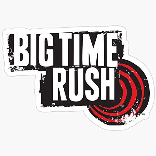 big time rush decals - 8