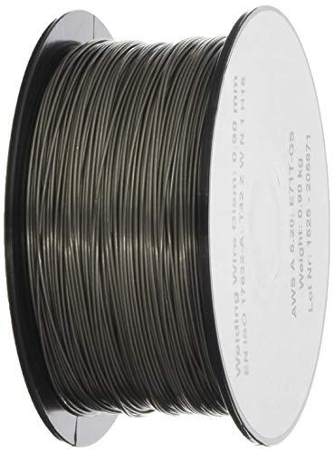 TOPARC Fülldrahtspule ohne Gas, Durchmesser 100 mm, Stahl, 0,9 Kg, 086104