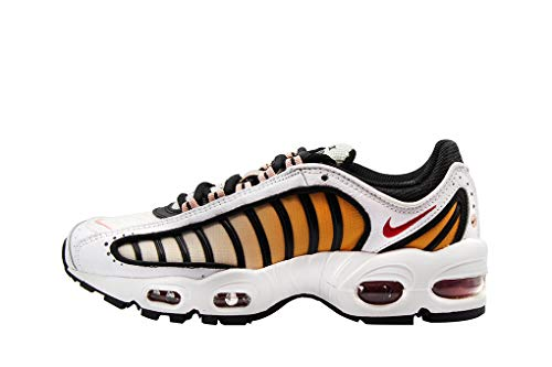 Nike W Air Max Tailwind Iv - White/Gym red-Black-Coral Stardust, Größe:7