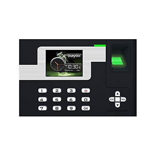 Huella Digital biométrica de Huella Digital la Asistencia del Sistema USB de la máquina del Reloj del Empleado