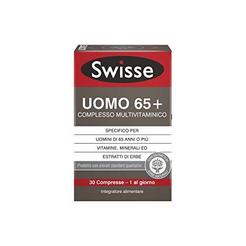 Swisse Uomo 65+ Complesso Multivitaminico - 30 Compresse