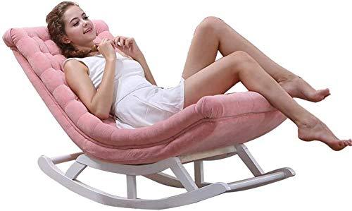 Schommelstoel Balkonhuis Kleine rotan Sofa Schommelstoel Vrije tijd Dutje Oude man Recliner Volwassen fauteuil Binnen Buiten