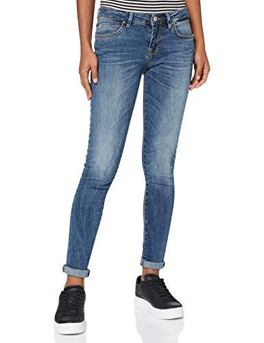 LTB Jeans Damen Nicole Jeans, Karlien Wash, 28/30